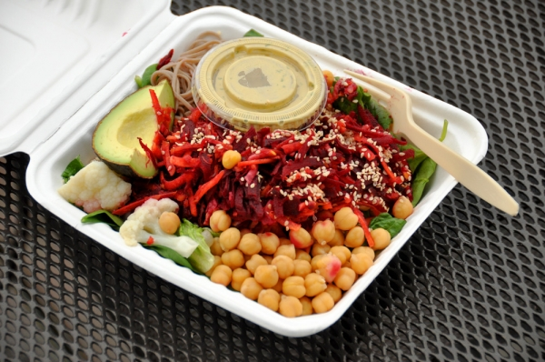 Our Favorite Vancouver Salad Bars Front Company