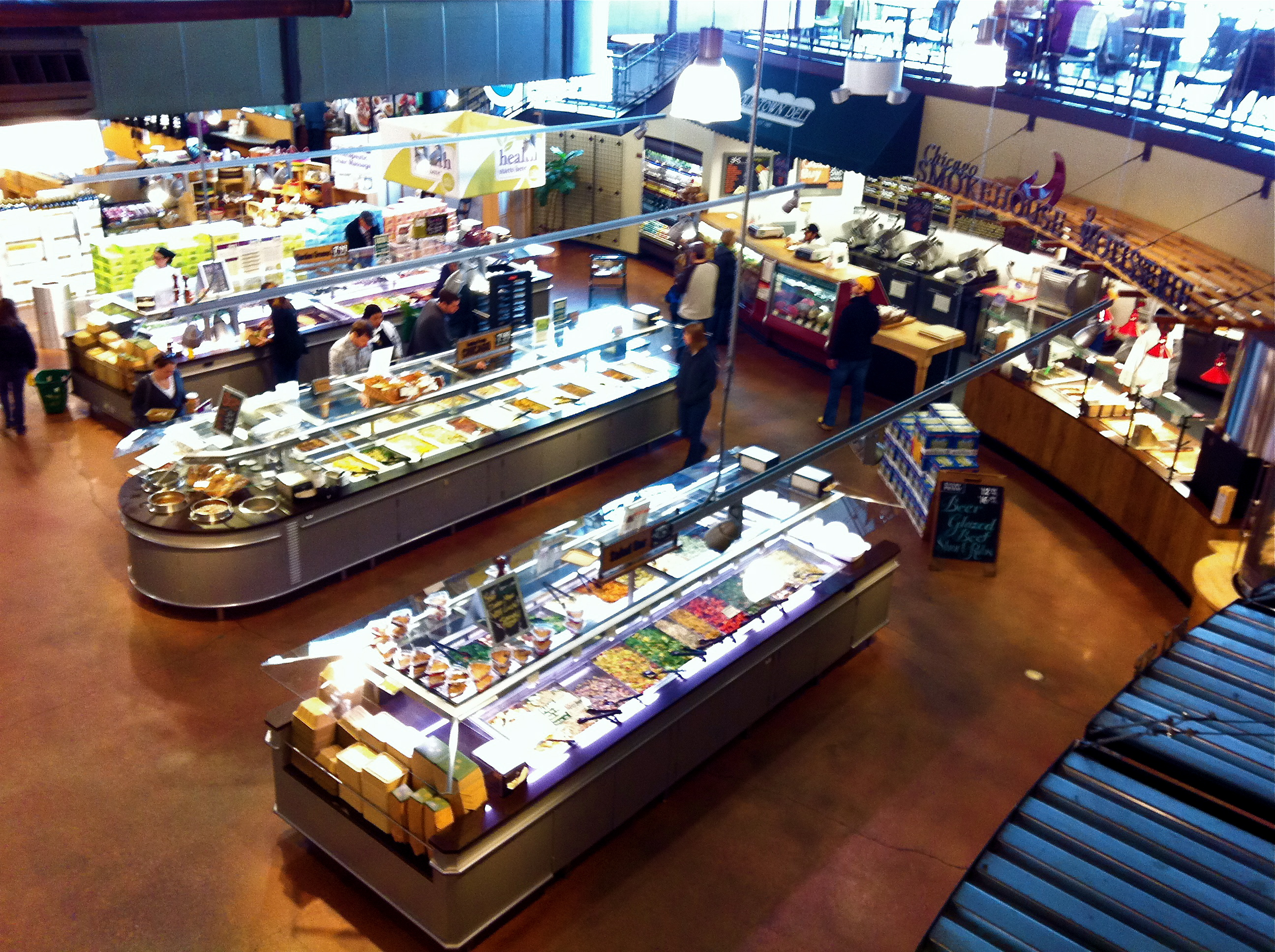 Our favorite vancouver salad bars front company for Food bar whole foods